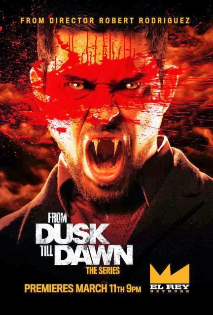Nuevos pósters de 'From dusk till dawn: The series', que será distribuida por eOne