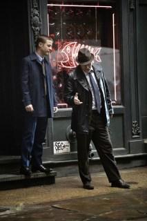 Primeras imágenes del rodaje de la serie 'Gotham'