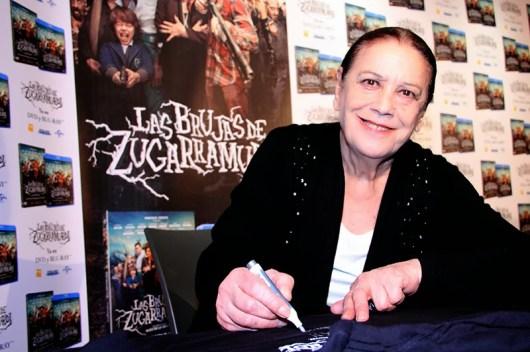 Álex de la Iglesia y Terele Pávez presentaron el DVD y Blu-ray de 'Las brujas de Zugarramurdi'