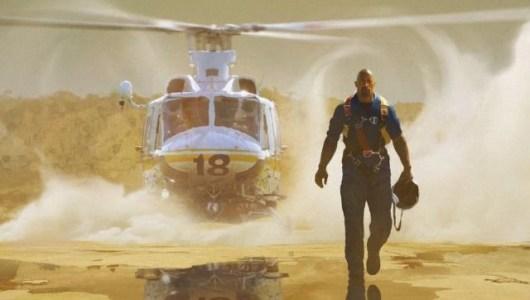 Primera foto de Dwayne Johnson en la película de terremotos 'San Andreas'