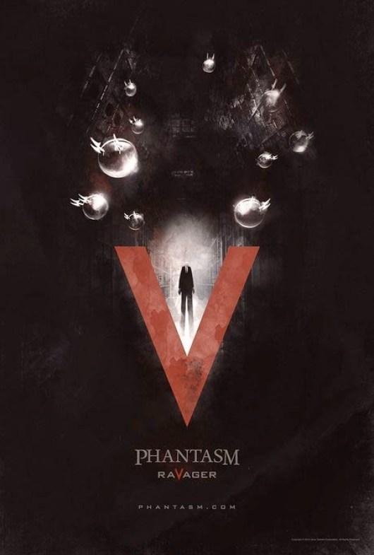 Nuevo póster y tráiler de 'Phantasma V: Ravager'