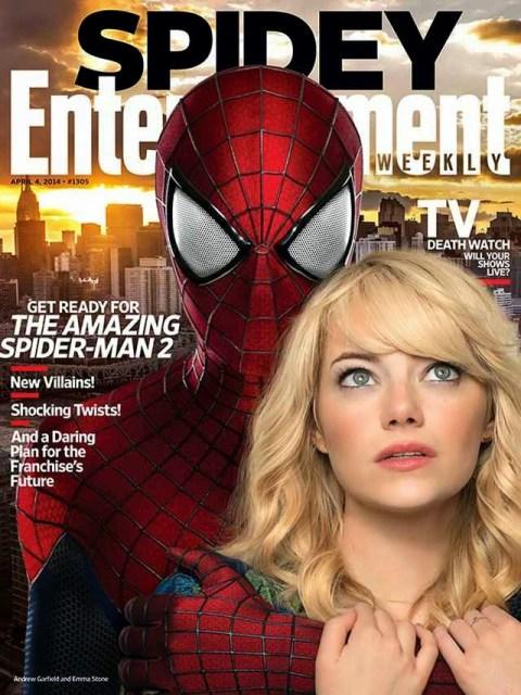 'The Amazing Spider-Man 2: El poder de Electro' introducirá a los Seis Siniestros, y nueva foto de Duende Verde