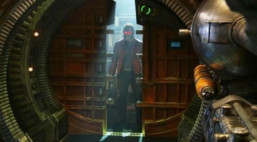 Star-Lord es el protagonista de las nuevas imágenes de 'Guardianes de la galaxia'