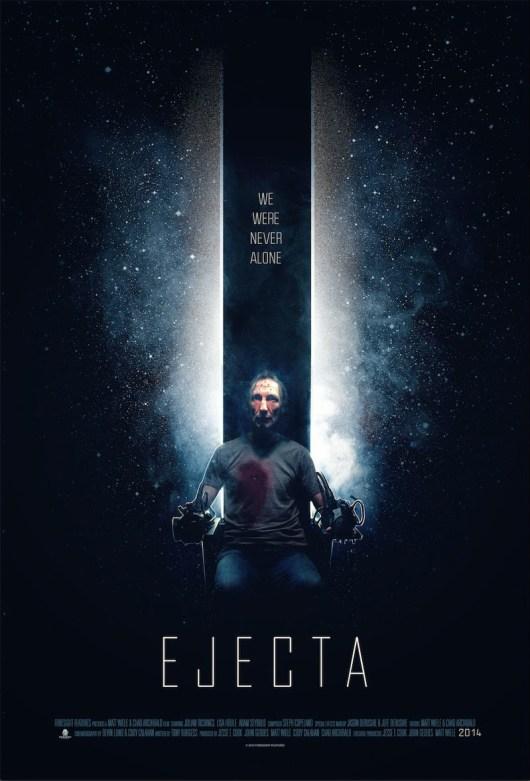 Tráiler y nuevo póster de 'Ejecta'