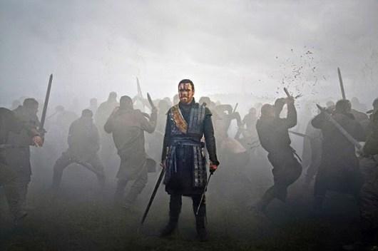 Primeras imágenes de 'Macbeth', con Michael Fassbender y Marion Cotillard