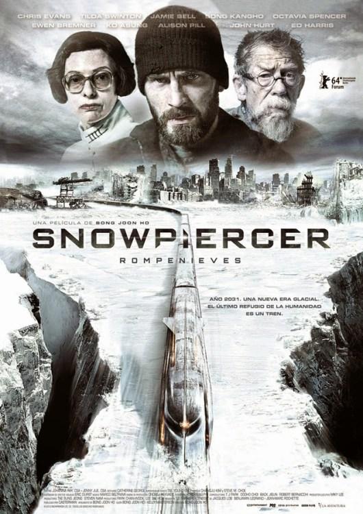 La revolución comienza con 'Snowpiercer (Rompenieves)' el 9 de mayo
