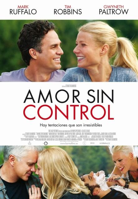Póster y tráiler de 'Amor sin control', con Mark Ruffalo, Gwyneth Paltrow y Tim Robbins