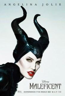 Nuevos pósters de los protagonistas de 'Maléfica' al que se suma el póster en IMAX (Actualizado)