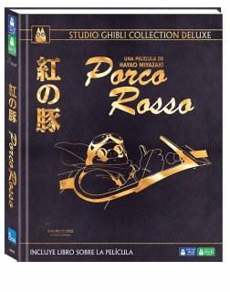 A la venta 'Porco Rosso' y 'Nausicaä del Valle del Viento' dentro de Studio Ghibli Collection Deluxe (Blu-ray y DVD)