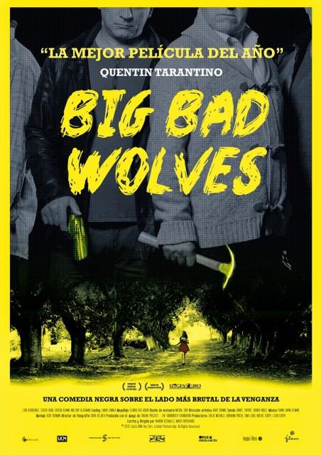 El thriller de venganza 'Big Bad Wolves' llega al fin a los cines españoles