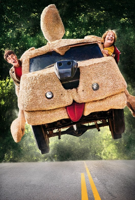 Nuevo póster de 'Dumb and dumber to'