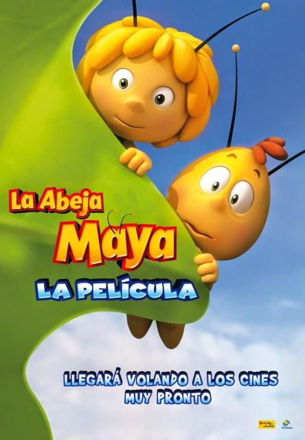 La abeja más traviesa da el salto a la gran pantalla en 'La abeja Maya, la película'