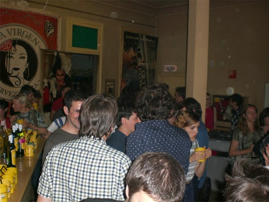 Presentación de 'Paradiso' en la última sala X de Madrid