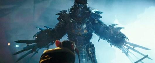 Una nueva foto revela el imponente aspecto de Shredder en 'Ninja Turtles'