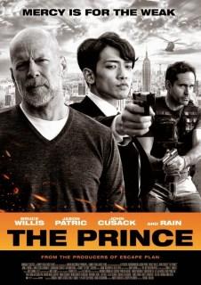 Nuevo póster 'The prince', con Bruce Willis y John Cusak