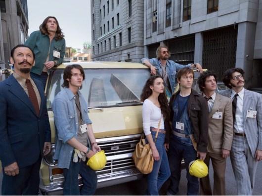 TriStar anuncia el final del rodaje de 'The walk', con las primeras imágenes oficiales