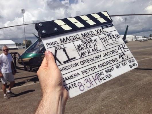 Comienza el rodaje de 'Magic Mike XXL'