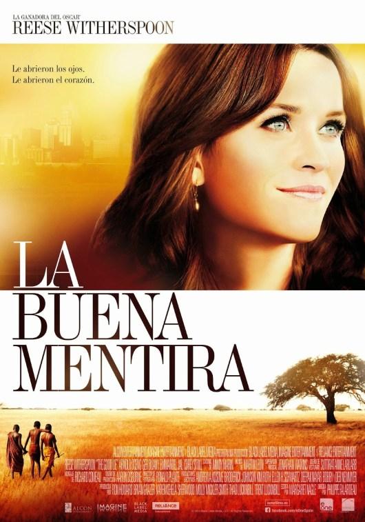 Póster y 'tráiler de 'La buena mentira' con Reese Witherspoon