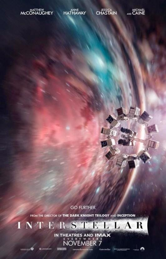 Dos nuevos pósters de 'Interstellar', de Christopher Nolan