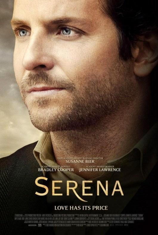 Primer tráiler y pósters de 'Serena', con Bradley Cooper y Jennifer Lawrence