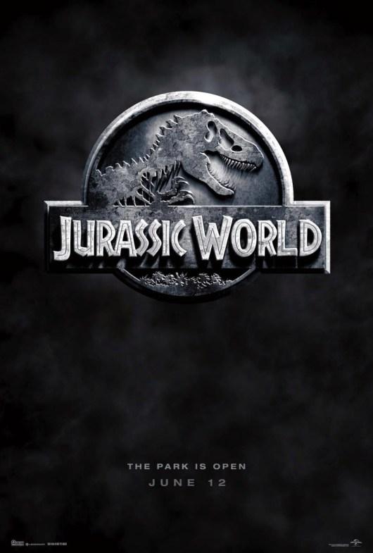 Revelado nuevo póster de 'Jurassic World'