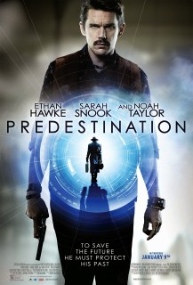 Primeras imágenes y nuevos pósters de 'Predestination', con Ethan Hawke