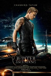 Cuatro nuevos pósters individuales de 'El destino de Júpiter' ( 'Jupiter Ascending')