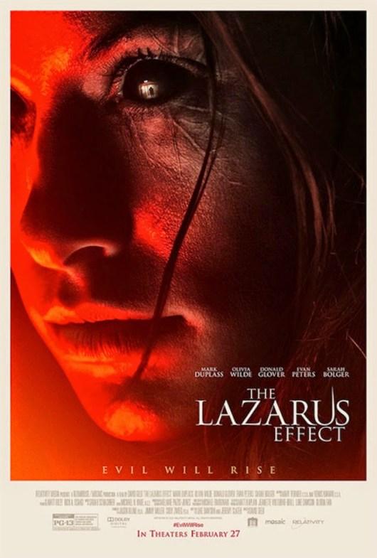 Póster y tráiler de 'The Lazarus Effect' con Olivia Wilde