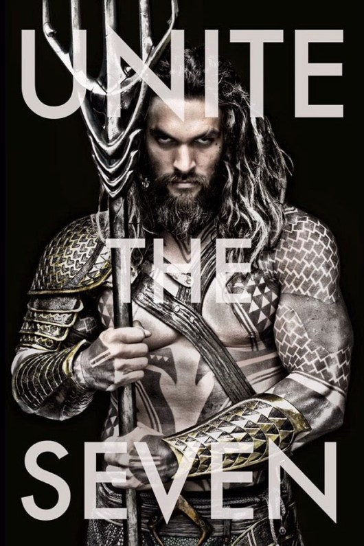 Primera imagen de Jason Momoa como Aquaman en 'Batman v Superman: Dawn of Justice'