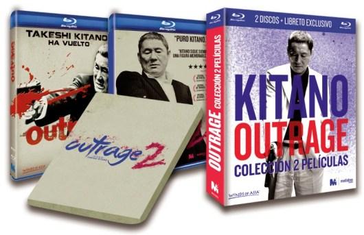 Anunciada 'Outrage 2' de Takeshi Kitano en DVD y Blu-ray
