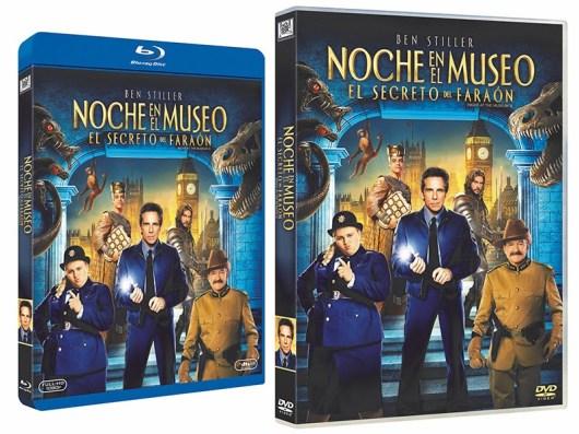 'Noche en el museo 3' ya está disponible en Descarga Digital HD y el día 29 de abril en DVD y Blu-ray