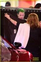 El Batmóvil tras el Joker en el rodaje de 'Suicide Squad'