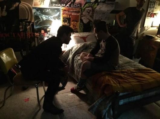 Nuevas fotos desde el set de rodaje de 'Preacher'