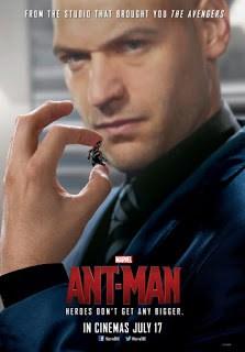 Pósters individuales de 'Ant-Man', de la cual se ha revelado un detalle importante