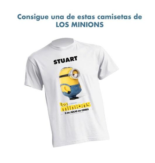 Concurso 'Los Minions': Tenemos camisetas de la película para vosotros