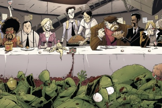 David Tennant se une al reparto de voces de 'Chew'