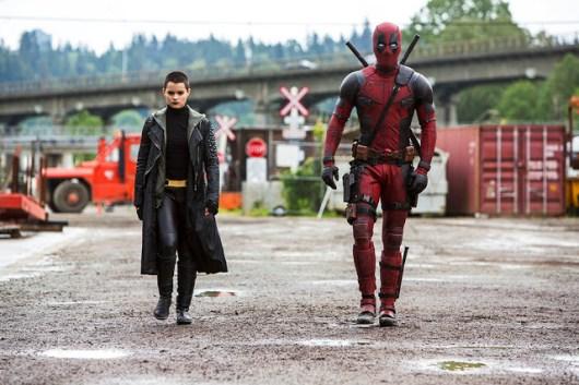Nuevas fotos de 'Masacre' ('Deadpool') con Ryan Reynolds