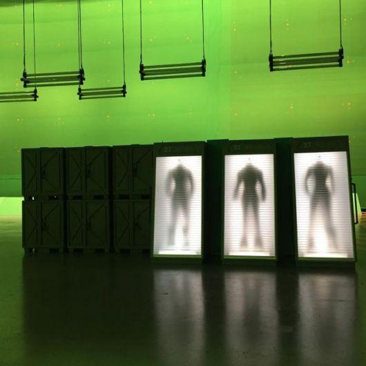 Nuevas e intrigantes fotos del set de 'X-Men: Apocalypse'
