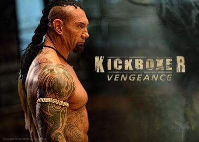 Primeras imágenes oficiales de 'Kickboxer Vengeance'