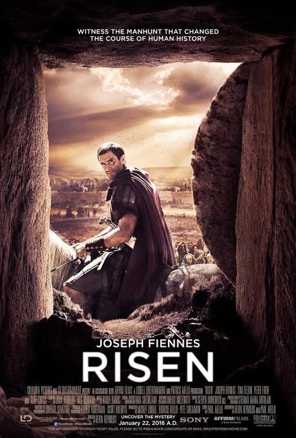 Joseph Fiennes busca a Cristo en el tráiler y el póster de 'Risen'