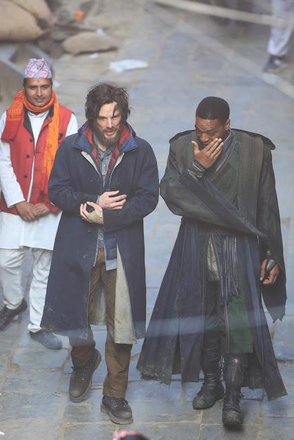 Primera imagen del Baron Mordo en 'Doctor Extraño', que amplía su reparto con Michael Stuhlbarg