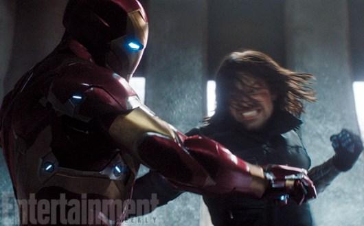 Remesa de nuevas fotos de 'Capitán América: Civil War'