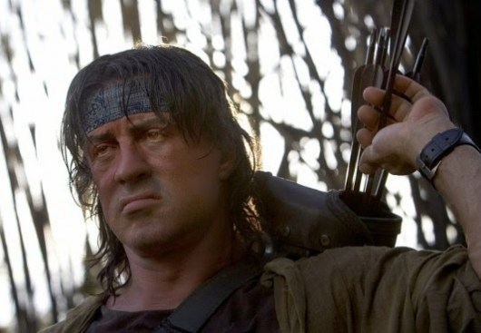 Sylvester Stallone habla sobre 'Creed 2' y aparca 'Rambo V'