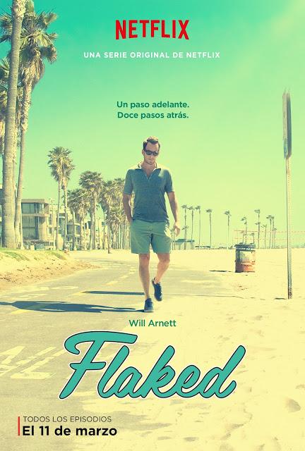 Tráiler y póster de 'Flaked', la nueva comedia de Netflix