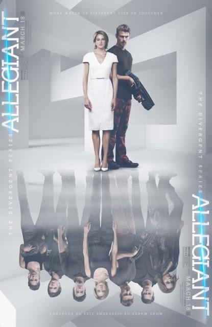 Nuevo clip y varios pósters de 'La serie Divergente: Leal'