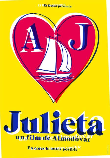 Tráiler de 'Julieta', la nueva película de Pedro Almodóvar
