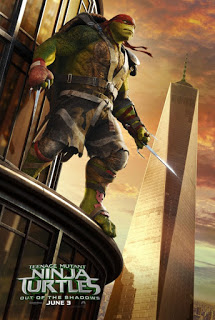 Nuevos pósters de personajes de 'Ninja Turtles: Fuera de las sombras'