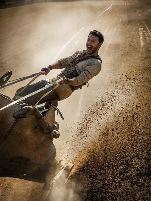 Primeras imágenes oficiales del remake de 'Ben-Hur'
