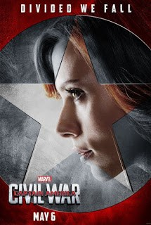 Póster individuales de 'Capitán América: Civil War' con el equipo de Iron Man
