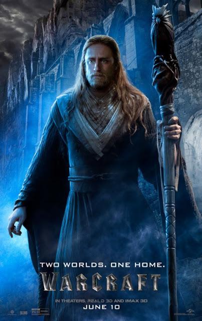 Dos nuevos pósters de personajes de 'Warcraft: El origen'